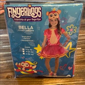 NWT Fingerlings Bella Costume